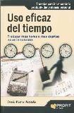 Portada de Uso eficaz del tiempo (Jose Maria Acosta)