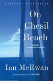 On Chesil Beach's poster (Ian McEwan)