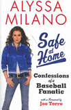 Safe at Home's poster (Alyssa Milano)