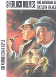 Portada de Ms aventuras de Sherlock Holmes (Sir Arthur Conan DoyleEsteban Riambau)