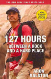 Portada de 127 Hours (Aron Ralston)
