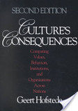 Portada de Culture's consequences (Geert H. Hofstede)