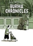 Portada de Burma Chronicles (Guy Delisle)