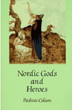 Portada de Nordic Gods and Heroes (Padraic Colum)