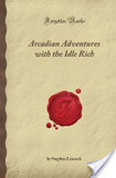Portada de Arcadian adventures with the idle rich (Stephen Leacock)