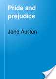 Pride and prejudice's poster (Jane Austen)