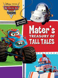 Cars Toons's poster (Disney Press)