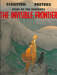 The invisible frontier's poster (François SchuitenBenoît Peeters)