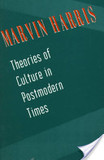 Portada de Theories of culture in postmodern times (Marvin Harris)