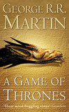 A Game of Thrones's poster (George R. R. Martin)