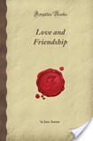 Love and Freindship's poster (Jane Austen)