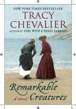 Portada de Remarkable Creatures (Tracy Chevalier)