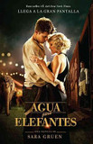 Portada de Agua para elefantes/ Water for Elephants (Sara Gruen)