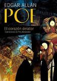 Portada de El corazón delator (Edgar Allan Poe)