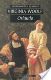 Portada de Orlando (Virginia Woolf)