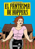 Portada de Ghost of Hoppers USA (Jaime Hernandez)