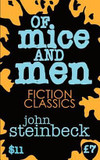 Portada de Of Mice and Men (John Steinbeck)