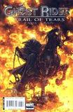 Portada de Ghost Rider - Trail of Tears (Garth EnnisClayton Crain)