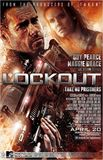 Lockout's poster (James MatherStephen St. Leger)