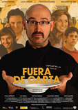 Fuera de carta's poster (Nacho G. Velilla)