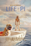 Life of Pi's poster (Ang Lee)