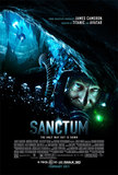 Portada de Sanctum (Alister Grierson)