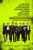 Seven Psychopaths's poster (Martin McDonagh)