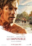 The Impossible's poster (Juan Antonio Bayona)