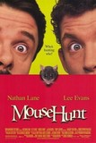 Mouse Hunt's poster (Gore Verbinski)