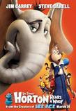 Dr. Seuss' Horton Hears a Who!'s poster (Jimmy HaywardSteve Martino)