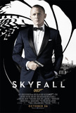Skyfall's poster (Sam Mendes)