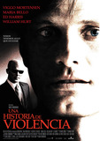 Portada de A History of Violence (David Cronenberg)