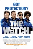 The Watch's poster (Akiva Schaffer)