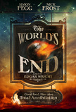 The World's End's poster (Edgar Wright)