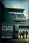 Trouble with the Curve's poster (Robert Lorenz)