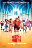 Wreck-it Ralph.'s poster (Rich Moore)