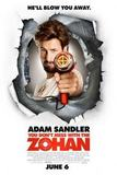 You Don't Mess with the Zohan's poster (Dennis Dugan)
