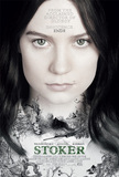 Stoker's poster (Chan-wook Park)
