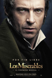 Les Misrables's poster (Tom Hopper)