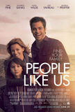 People Like Us's poster (Alex Kurtzman)