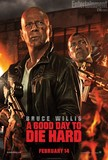 A Good Day to Die Hard's poster (John Moore)