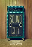 Sound City's poster (Dave Grohl)