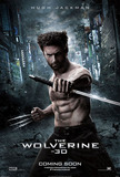 The Wolverine's poster (James Mangold)