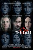 The East's poster (Zal Batmanglij)