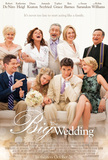The big wedding's poster (Justin Zackham)