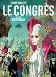 The Congress's poster (Ari Folman)