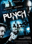 Welcome to the punch's poster (Eran Creevy)