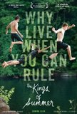 Portada de The Kings of Summer (Jordan Vogt-Roberts)