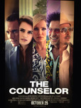 The Counselor's poster (Ridley Scott)