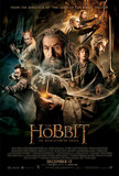Portada de The Hobbit: The Desolation of Smaug  (Peter Jackson)